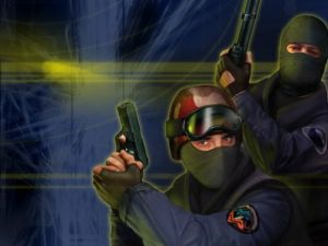 Скачать - Counter Strike 1.6 Full v35 NonSteam (218 Мб)