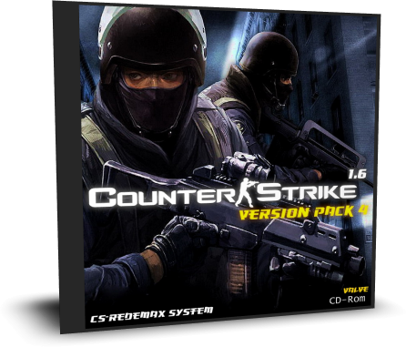 Counter-Strike v.1.6 (Version Pack 4)