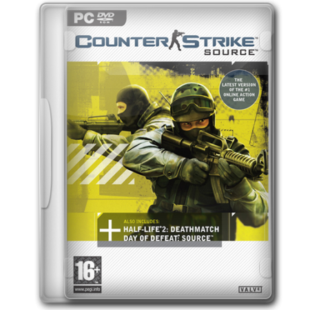 Counter Strike Source v45 [CXZ ported] (Mac OS X/Valve Corporation/2010)