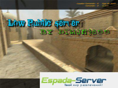 "Public server by dimon""9855"""