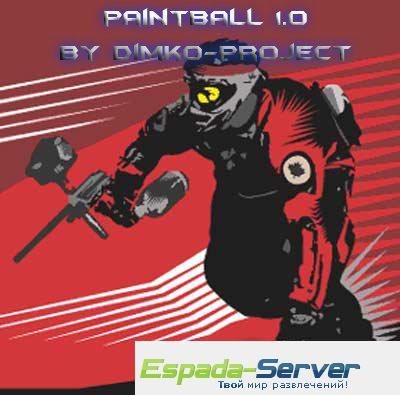 PaintBall Server v1.0 by Zo0oM aka DimkoProject