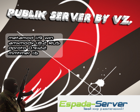 Publik server by Vz.