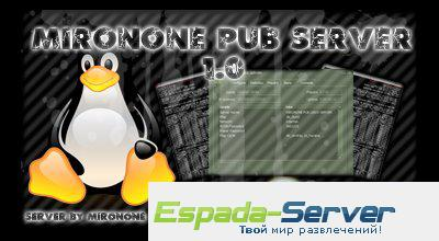 MironOne Pub Server 1.0 for Linux
