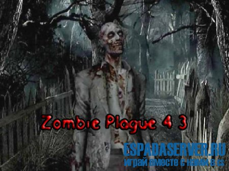 Zombie Plague 4.3 By Bloo[D]eath 2011