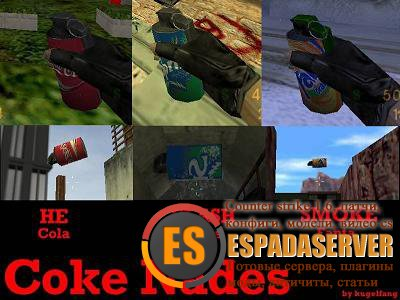 Coke Grenades [Pack]
