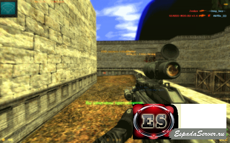 Counter Strike 1.6 SEARIO-MOD 3.4 (OPRUES) WindowsXP