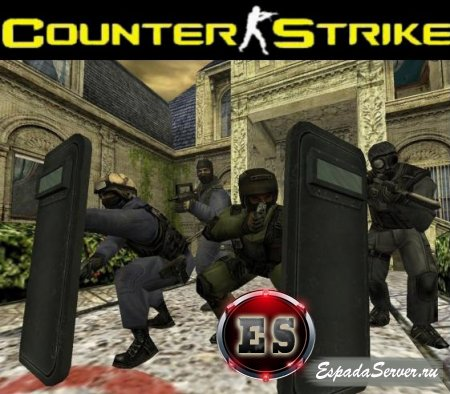 Counter-strike 1.6 48 p + Боты [РУС]