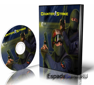 Counter-Strike 1.6 CSL Edition v.5.0 [RUS/2014]