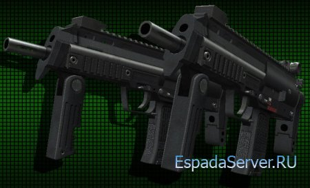 [ZP] Weapon : Dual MP7A1