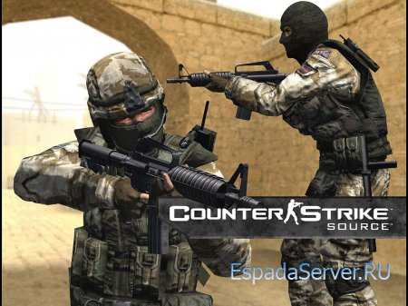 Counter-Strike Source v34 Gold
