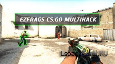 EZfrags CS:GO Multihack v8.35
