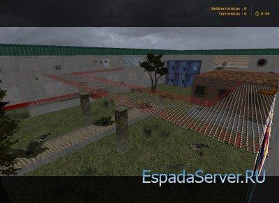 Новая карта zm_batalla_dificil для кс 1.6