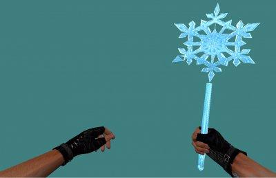 Нож снежинка для кс 1.6