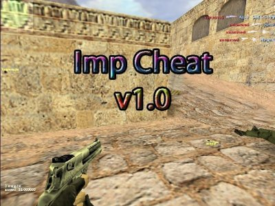 Imp Cheat v1.0 чит для cs 1.6