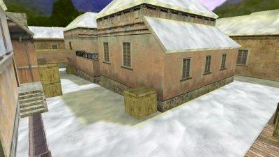 Карта de_inferno_snow для кс 1.6