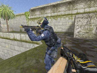 MP5 | Nemesis для кс 1.6
