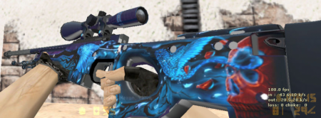 Модель | AWP DEADLY BIRDS ДЛЯ CS 1.6