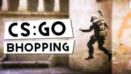 Баннихоп — чит на распрыжку в CS:GO