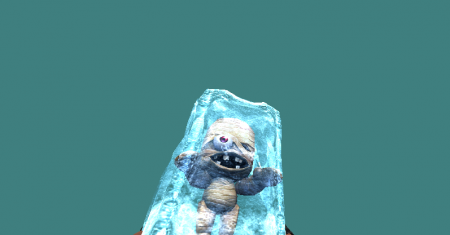 Модель гранаты «Mummy»  для CS 1.6