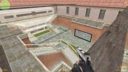 Карта для кс 1.6 Zm_vercetti_estate для зомби сервера
