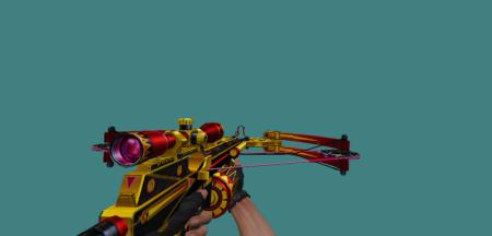 Модель в HD качестве [Crossbow Advance] (Expert) для CS 1.6