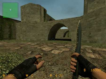 Knife Aim для кс 1.6