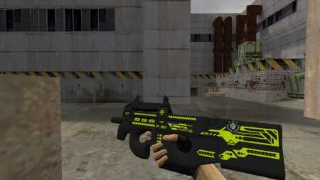 Модель HD P90 «Machine» с функцией осмотра для CS 1.6