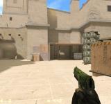 HD Модель USP «Stealth Hunter» из мастерской CS:GO для CS 1.6