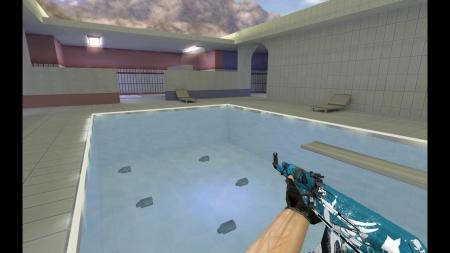 HD Модель AK-47 «Graphics Light» для кс 1.6