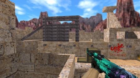 Стандартная модель AK-47 «Illusion» для CS 1.6