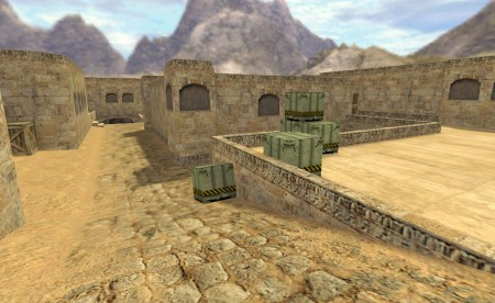 Постер к новости Исходник карты de_dust2_2x2 для CS 1.6