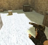 Модель HD USP-S «Cryptex» для Counter-Strike 1.6