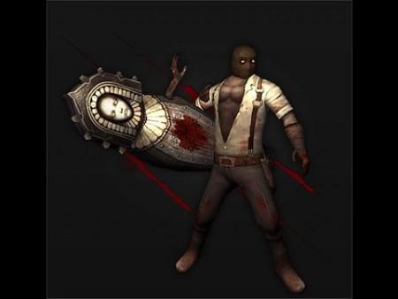 ZP Zombie Class: Real Hunter для кс 1.6